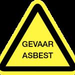 gevaar-asbest